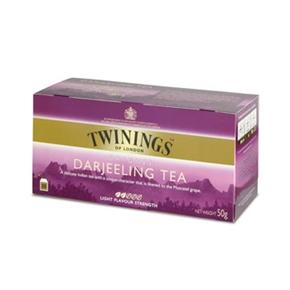 TWININGS唐寧茶 歐式大吉嶺茶(2g*25入)