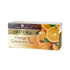 TWININGS唐寧茶 香橙肉桂茶(2g*25入)