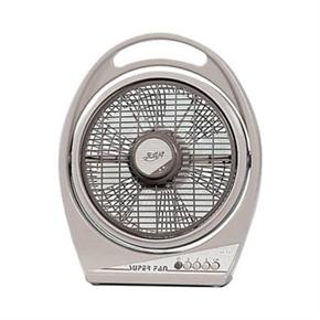友情牌10吋箱型扇 電風扇KB-1081