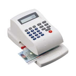 ASK ME MS-958N光電投射中文支票機-自動夾紙