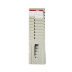10人份組合式塑膠卡架(大卡適用)
