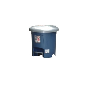 keyway 朝代圓型踏式垃圾桶 10L