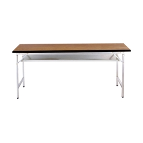 Y67-22 木紋面板折合會議桌