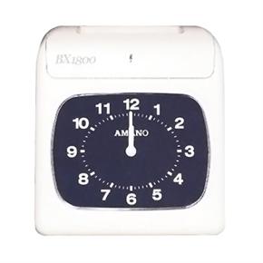 AMANO BX-1800 打卡鐘