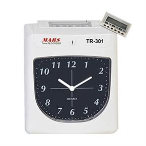 MARS TR-301 微電腦多功能打卡鐘