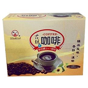 樺山 古坑 無糖2合1咖啡