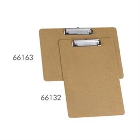 ABEL力大 66132-1 原色板夾 A4 直式 10入一盒