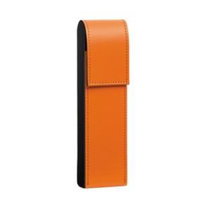 LIHIT 皮革筆盒 橘色