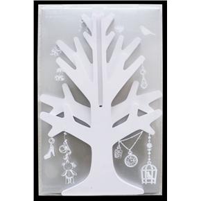 紙博館 WTP-01 木製小樹掛架
