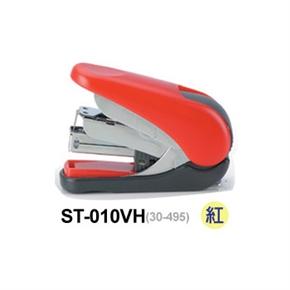 PLUS ST-010VH 30493 雙排平針輕鬆釘迷你機  紅