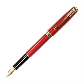 派克 商籟中國紅 鋼筆