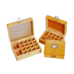 鐵人牌 EA186 大 木印章盒