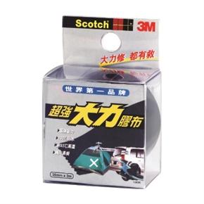 3M Scotch 133DC超強大力膠帶(黑)