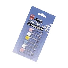 ABEL 力大 02207安全塑膠別針(小型)