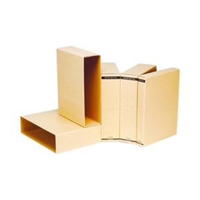 同春 GF940SA 環保卷宗檔案盒(牛皮色)