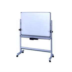 雙面白板+鋁迴轉架 AR0301(限送中部地區)