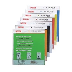 COX MF3030  彩色軟磁片
