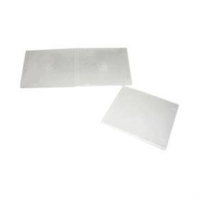 CD盒2片裝 摔不破+套 黑&白