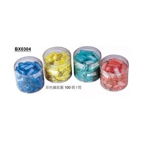 BX0304 彩色鑰匙圈 大 100入