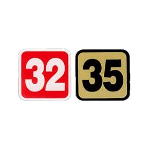 9A方形數字