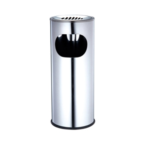 AT3-01不鏽鋼煙灰缸垃圾桶