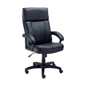 Y162-5 辦公椅(牛皮)