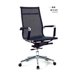 Y167-1 大型辦公椅(黑網)