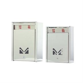 BX0102 不銹鋼信箱 大