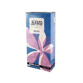 五月花 盒裝面紙 (200抽*5盒一串)