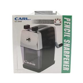 CARL CC-2000可調式削鉛筆機(黑)