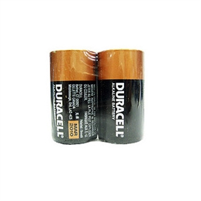 金頂鹼性電池 1號