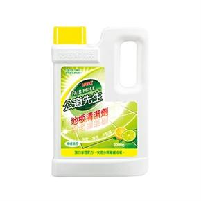 妙管家 FP-FL200 公道先生地板清潔劑 檸檬清香