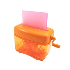 ABEL力大 直碎型手動式碎紙機(迷你碎紙機)