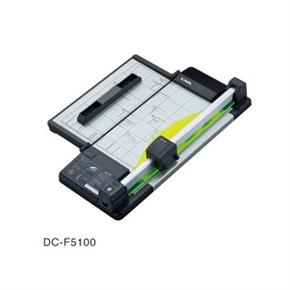 CARL DC-F5100  A4 切台可收式滾輪裁紙器