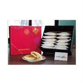 魏清海 傳統太陽餅 12入