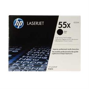 HP 原廠碳粉匣 CE255X 黑色