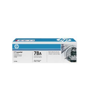 HP 原廠碳粉匣 CE278A 黑色