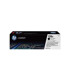 HP 原廠碳粉匣 CE320A 黑色