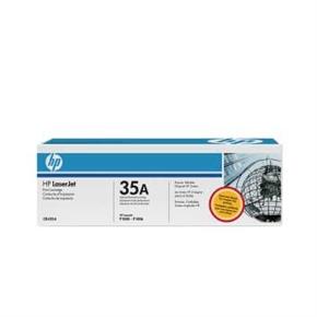 HP 原廠碳粉匣CB435A 黑色