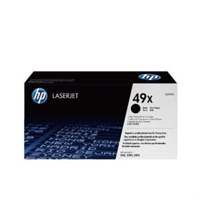 HP 原廠碳粉匣 Q5949X 黑色