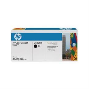 HP 原廠碳粉匣 Q6000A 黑色