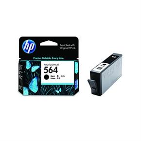HP 原廠墨水匣CB316WA NO.564-黑色