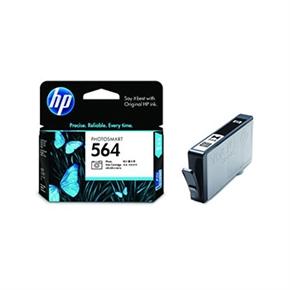HP 原廠墨水匣CB317WA NO.564-相片黑色