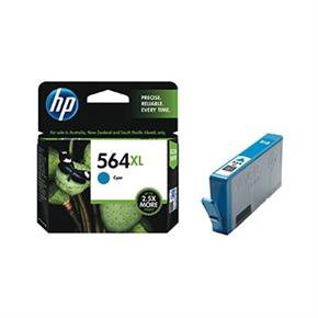 HP 原廠墨水匣CB323WA NO.564XL 高容量-藍色