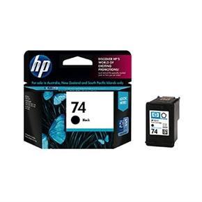 HP 原廠墨水匣CB335WA NO.74-黑色