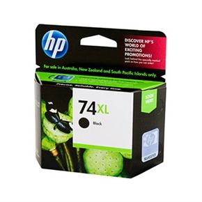 HP 原廠墨水匣CB336WA NO.74XL高容量-黑色