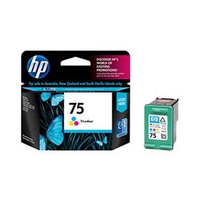 HP 原廠墨水匣CB337WA NO.75-彩色