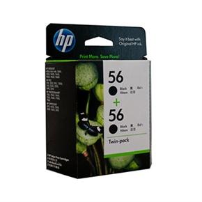 HP 原廠墨水匣CC620AA NO.56-黑色
