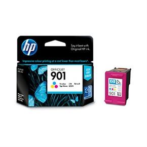 HP 原廠墨水匣CC656AA NO.901-彩色