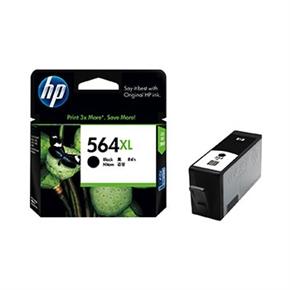 HP 原廠墨水匣CN684WA NO.564XL高容量-黑色
